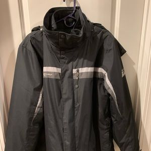 Men's Zeroxposur coat